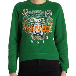 """Kenzo tiger sweater at <a href=""""http://www.barneys.com/Kenzo-Tiger-Sweater/502154454,default,pd.html""""target=""""_blank""""> Barneys</a>"""