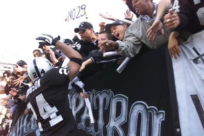 Dolphins v Raiders X Woodson