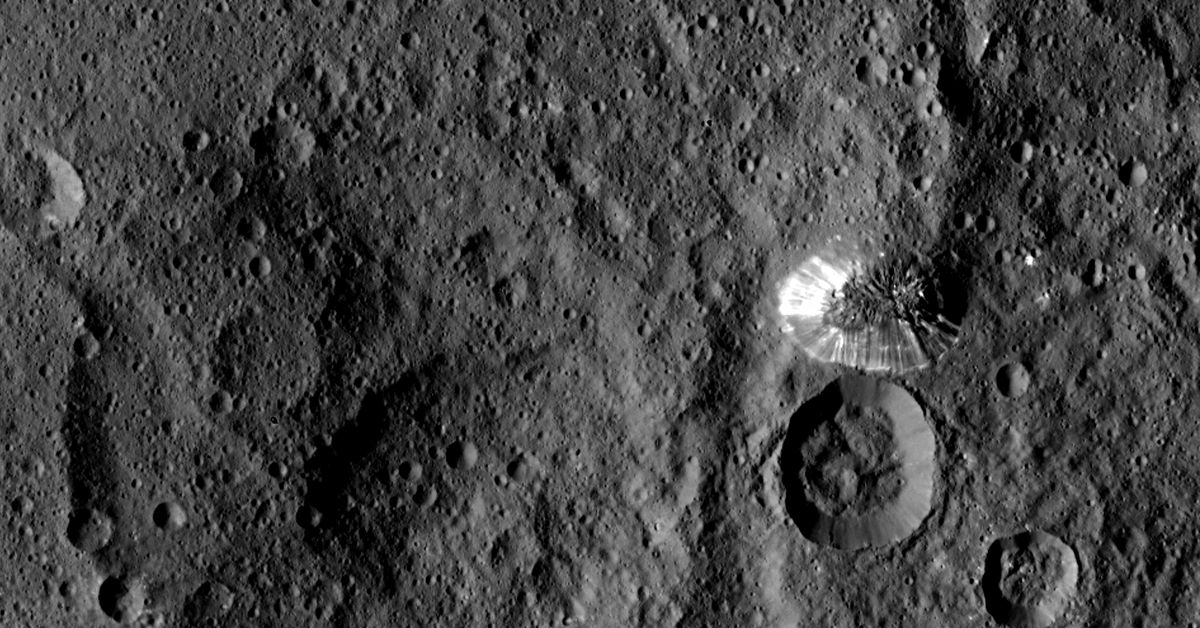 NASA is extending Dawn?s mission over Ceres for a second time