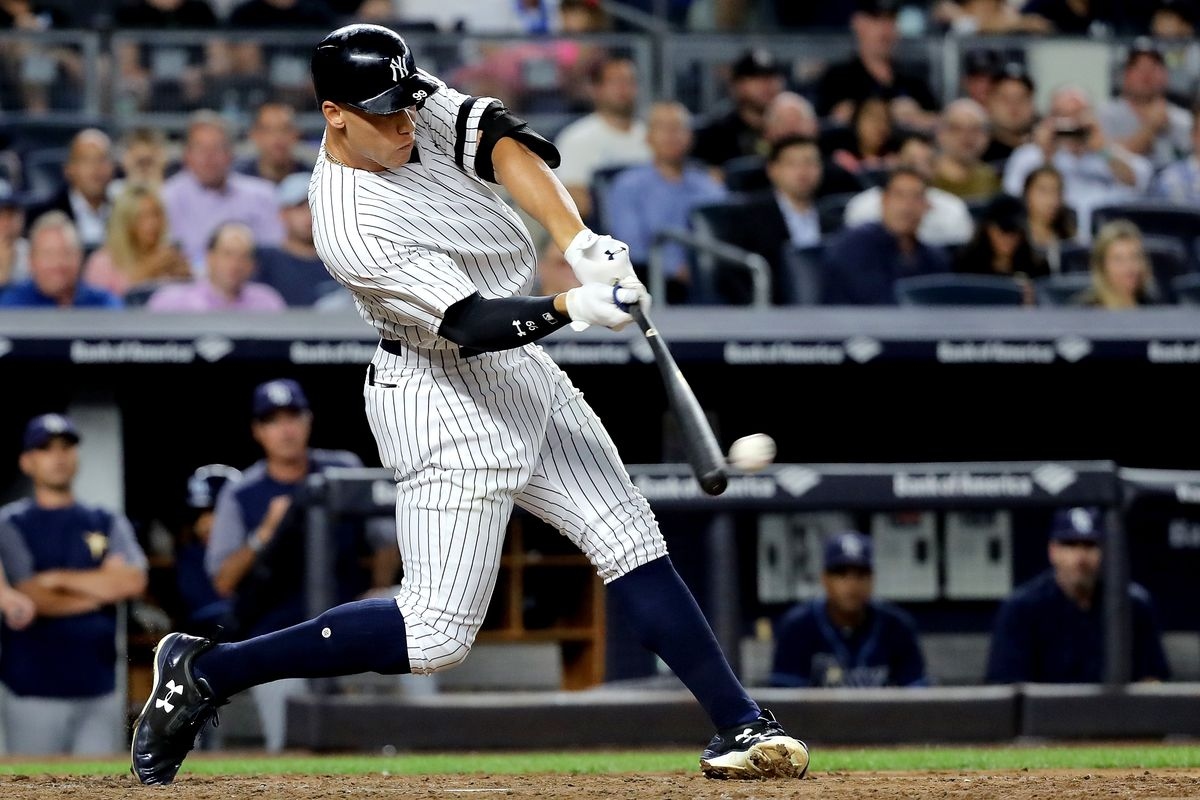 80ab3954 Aaron Judge may not be clutch, but that may not be a problem. New ...