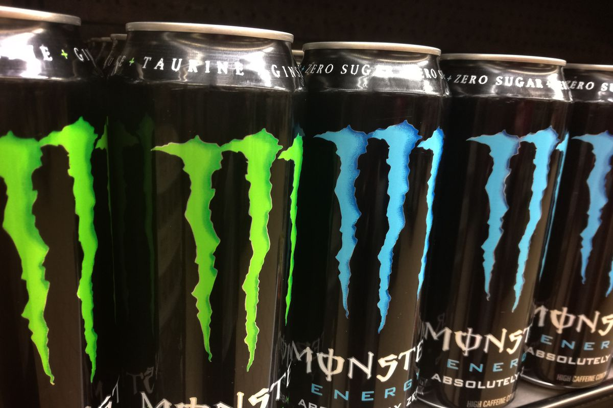 Monster Energy Could Expand Into Alcohol and Cannabis Beverages - Eater