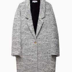 """Apiece Apart 'Vita' oversized coat, <a href=""""http://www.lagarconne.com/store/item.htm?itemid=26939&sid=&pid=&utm_source=shopstyle&utm_medium=cpc&utm_campaign=shopstyle"""">$595</a> at La Garconne"""