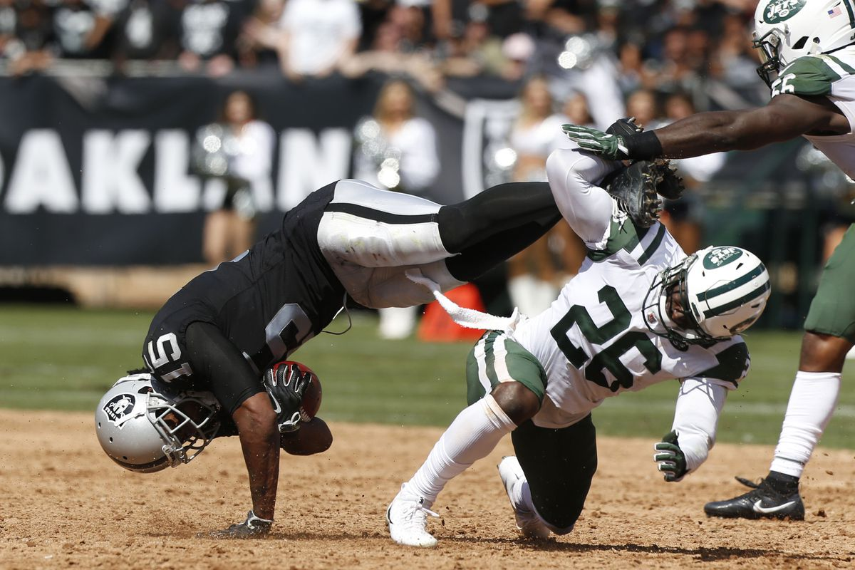 NFL: New York Jets at Oakland Raiders