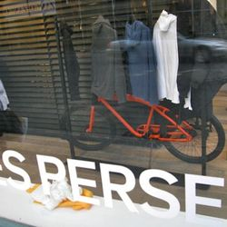 The Perse Cruiser, a limited edition in orange.