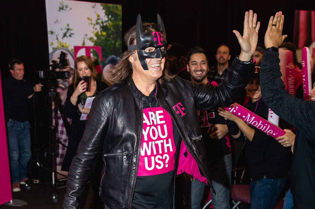 John Legere is considering becoming the Un-Candidate