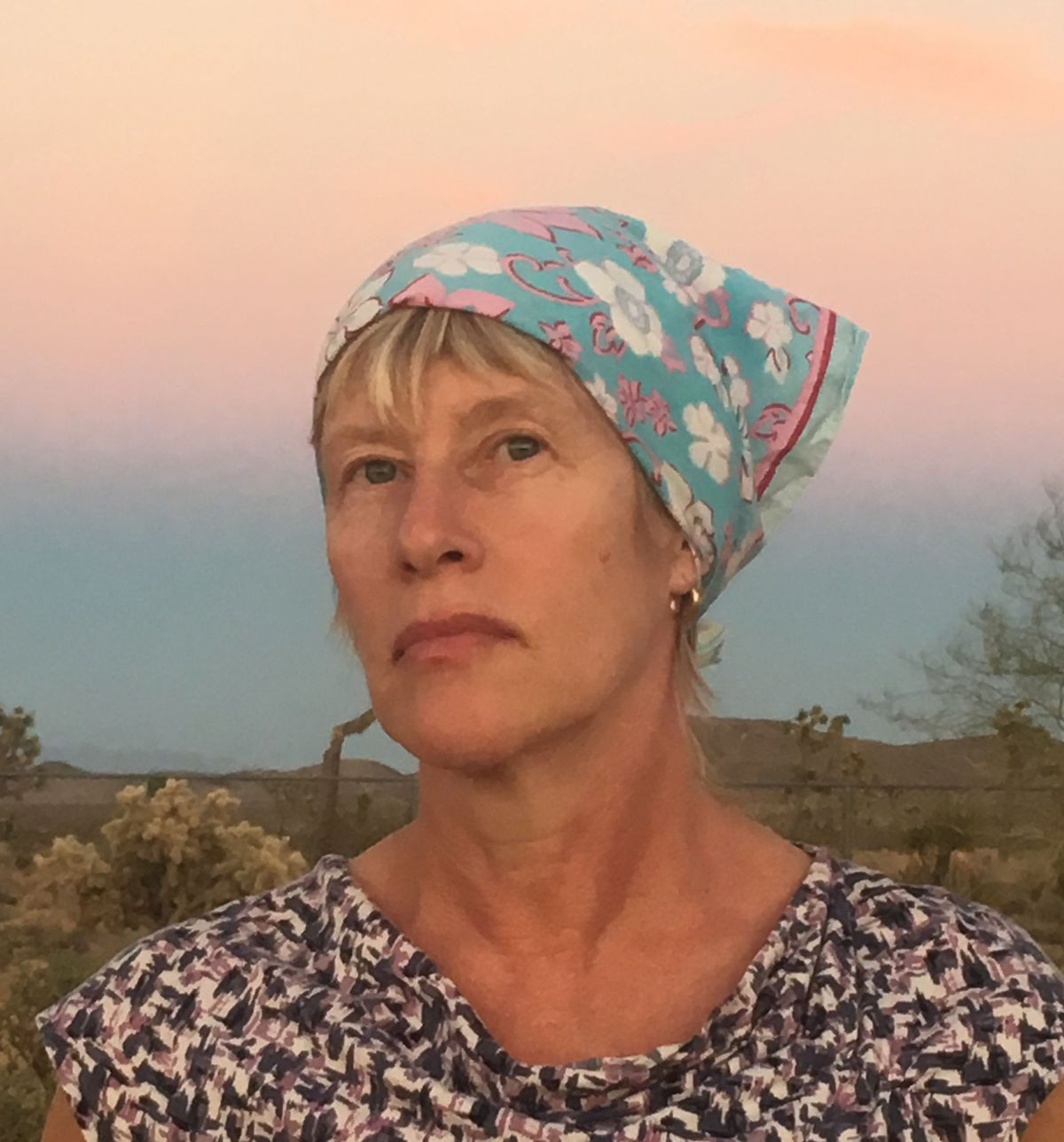 """Sally Timms on why she """"occasionally"""" attends church though she's an atheist: """"It's calming, it's very peaceful.""""   Supplied photo"""