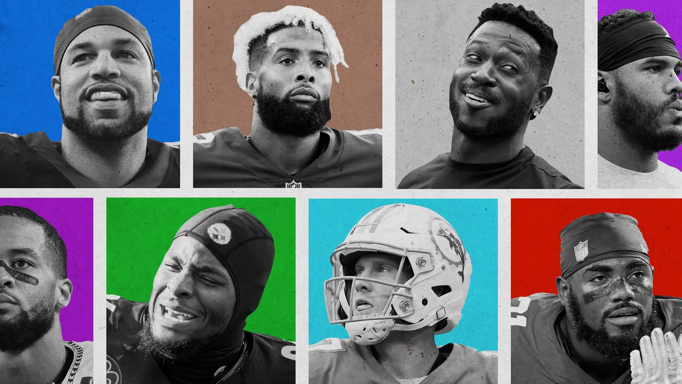 NFL- The Ringer - cover