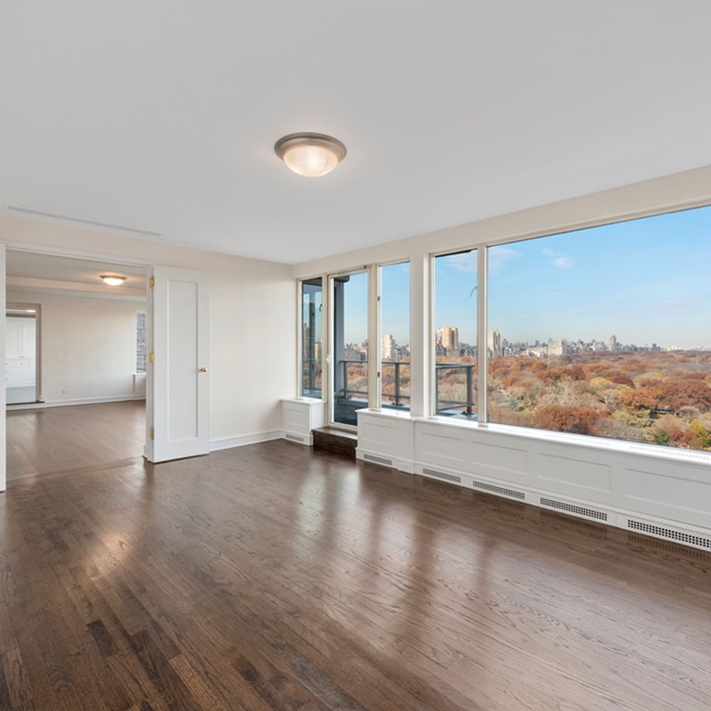 Lady Gaga's former Central Park penthouse is now a $33K/month rental  (updated) - Curbed NY