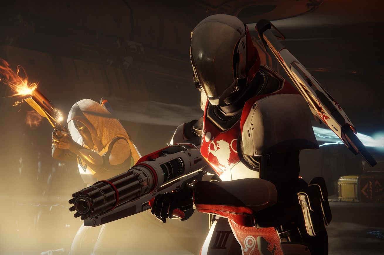 destiny 2 gets hdr and 4k support for xbox one x next month