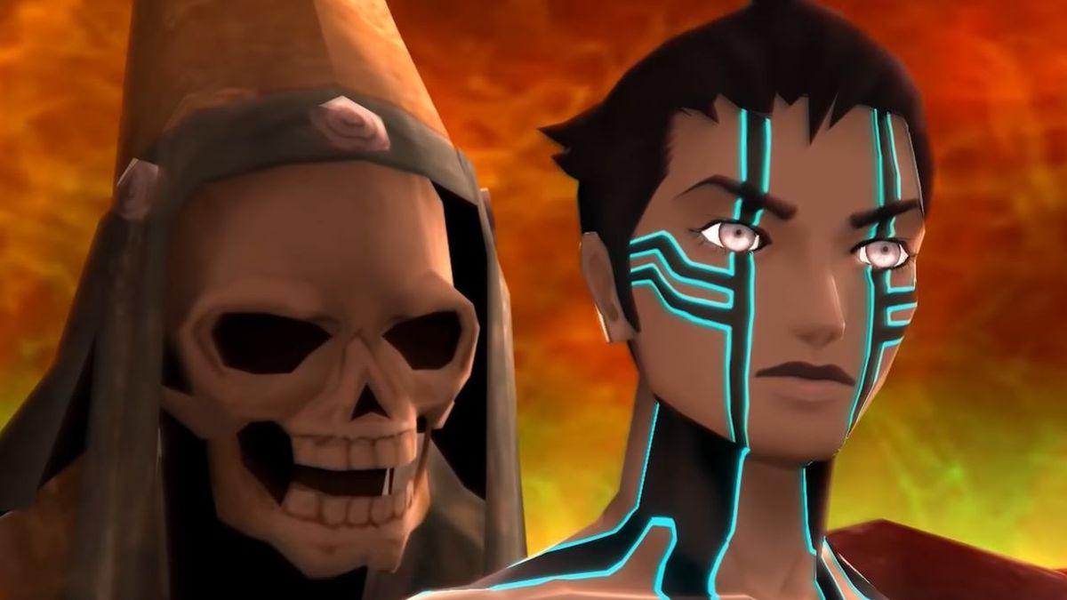The main character in Shin Megami Tensei 3: Nocturne