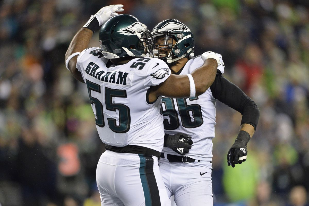 What's your confidence level in the Eagles' defensive end rotation heading into 2019?