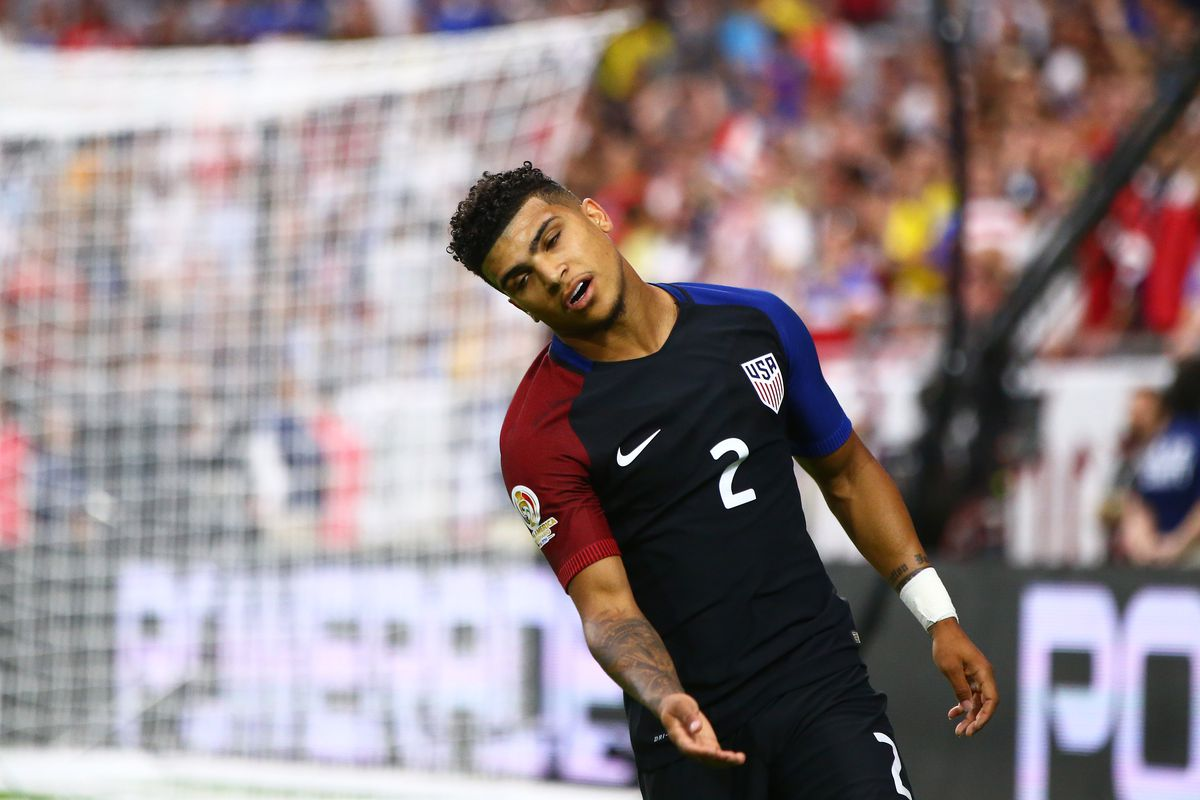 Soccer: 2016 Copa America Centenario-Colombia at USA