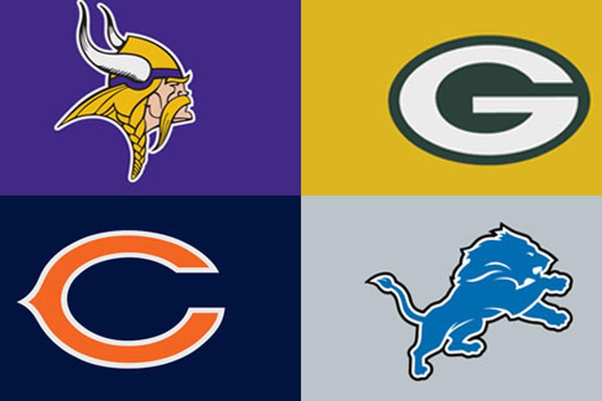 NFL Football NFC North