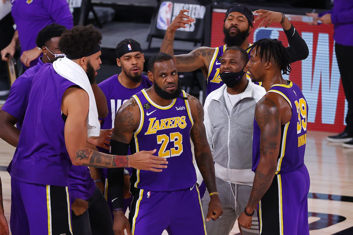 Lakers Vs Heat Series 2020 Tv Info Game Schedule Results Scores Recaps Stats For Nba Finals Draftkings Nation
