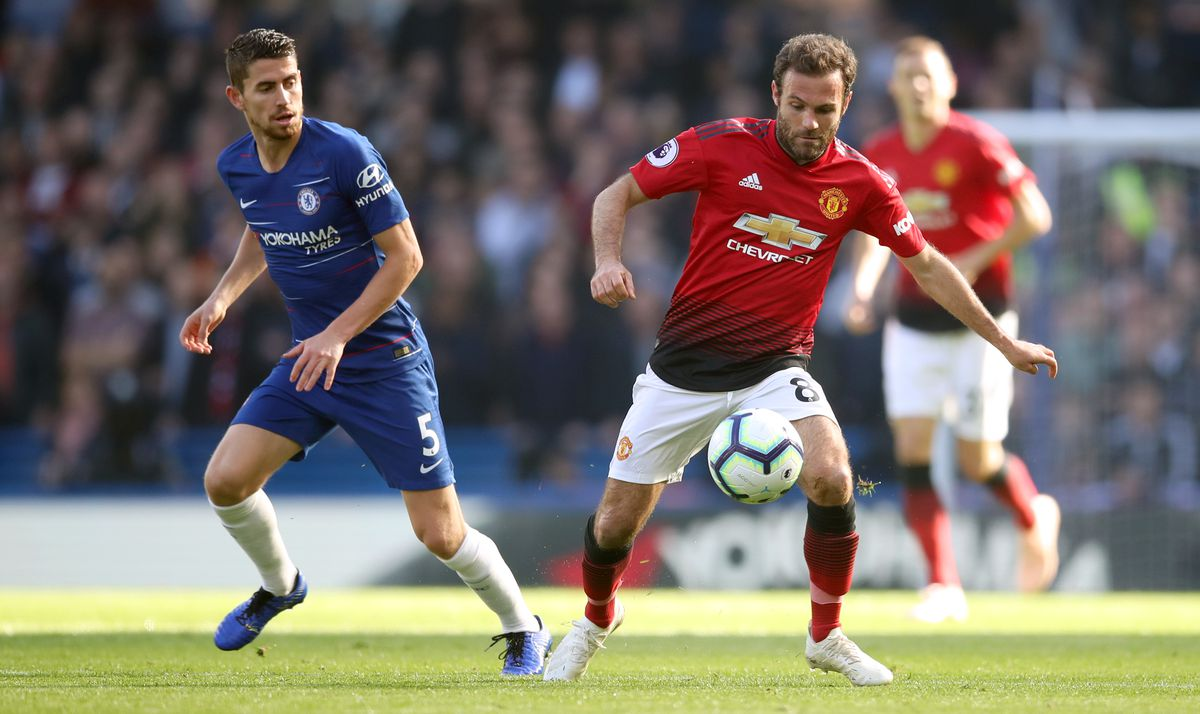 Chelsea v Manchester United - Premier League - Stamford Bridge