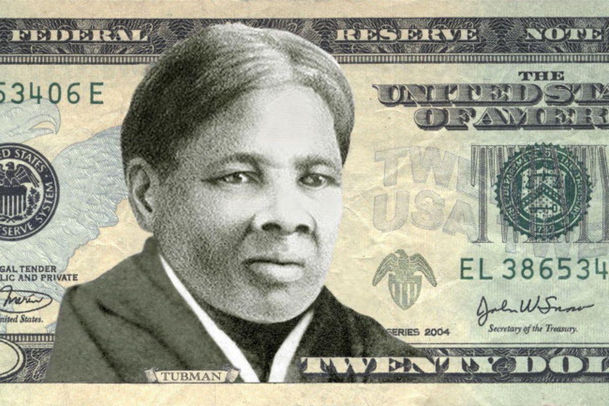 Harriet Tubman is unwelcomed on Donald Trump's $20 bills ...