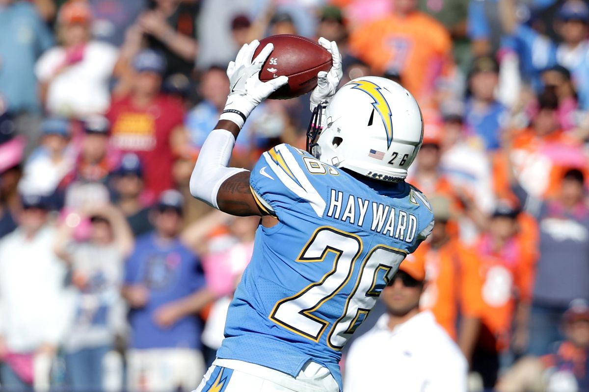 innovative design b95ab e35c8 NFL Top 100: 59 - Casey Hayward - Bolts From The Blue