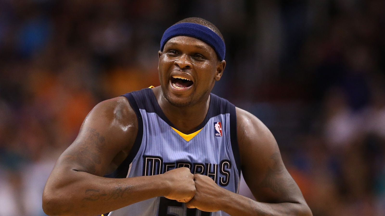 NBA Playoffs 2014: Zach Randolph suspended for Game 7 of ...