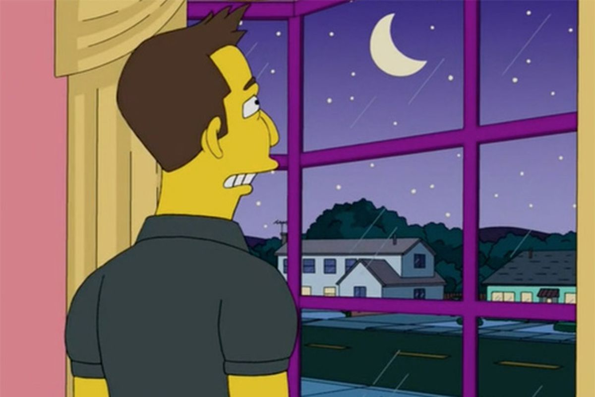 do the simpsons live in the southern hemisphere the verge