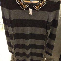 Gryphon Knit Dress, $145
