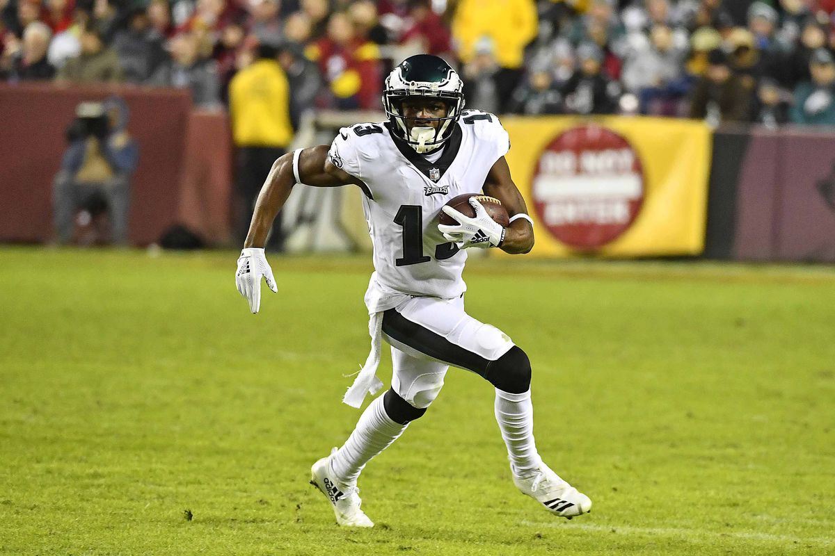 What the Philadelphia Eagles should do at wide receiver  Decisions to make  with Nelson Agholor 52aaf6d39