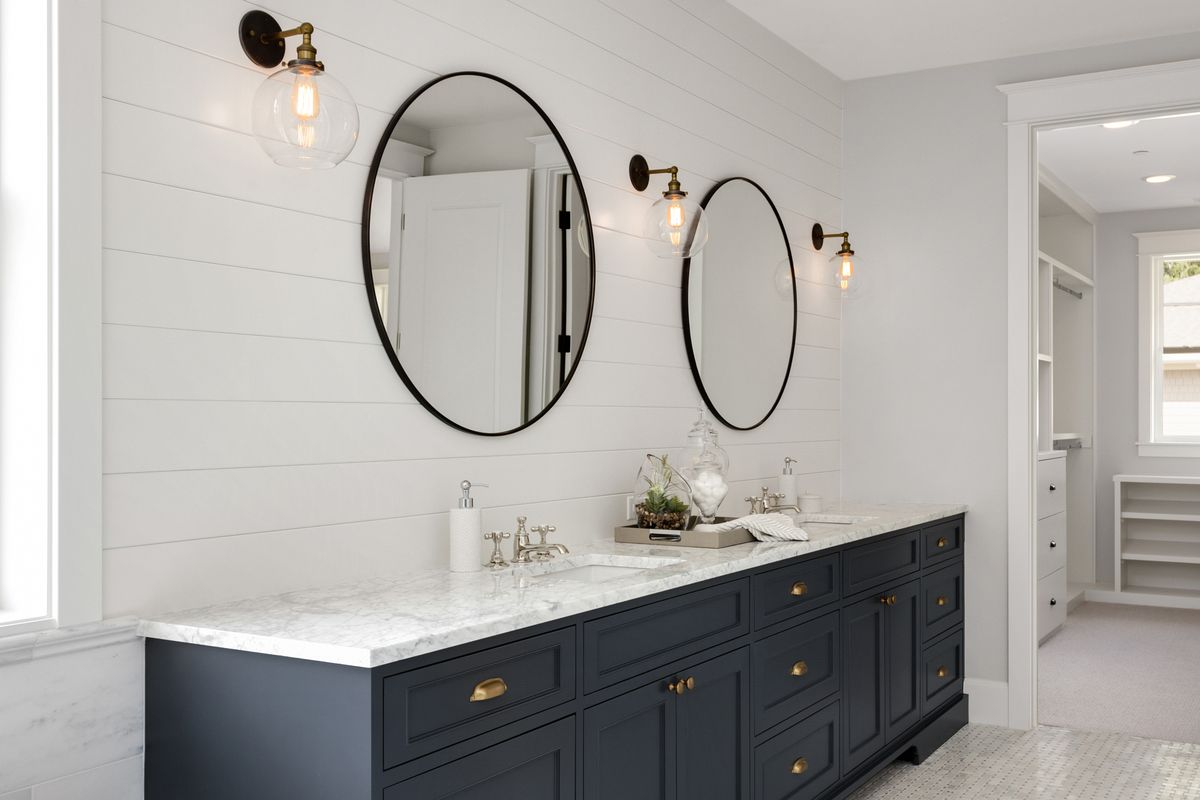 Best Lighting For Bathrooms Fixtures And Bulbs This Old House