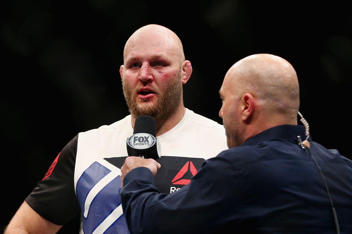 UFC Fight Night: Barnett v Rothwell