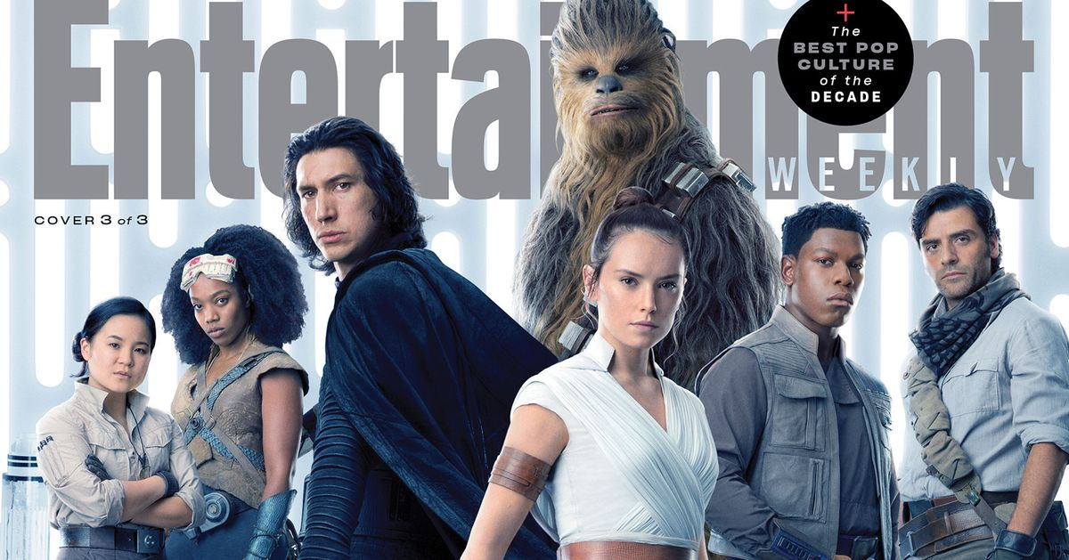 'Star Wars: The Rise of Skywalker': See the exclusive Entertainment Weekly covers - Deseret News