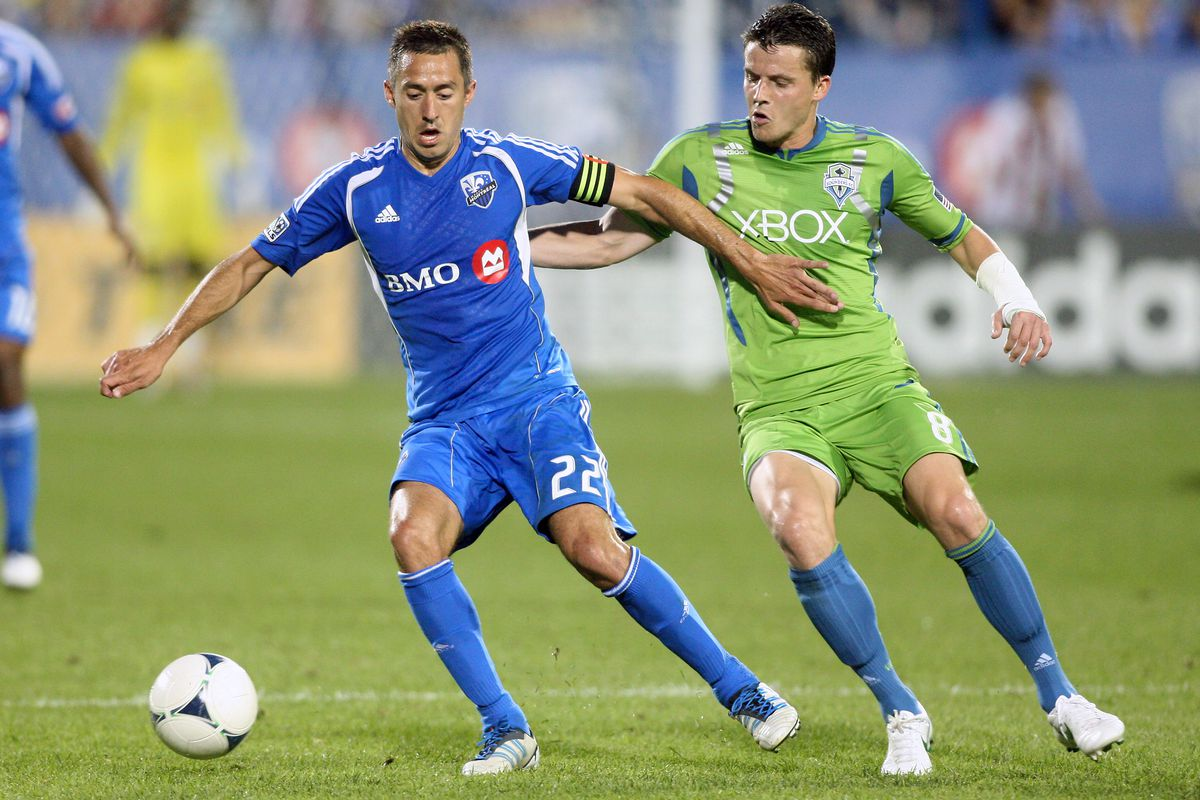 Seattle Sounders v Montreal Impact