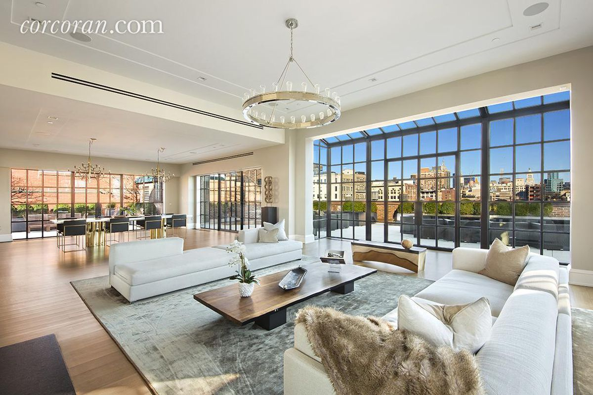Nolita s extravagant puck penthouses find success as for Condominium for sale in nyc