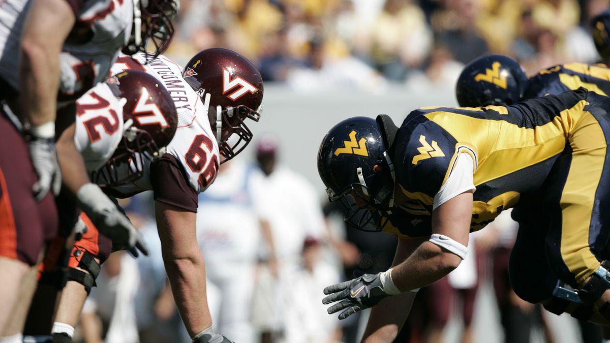 Virginia Tech Mason Baggett...
