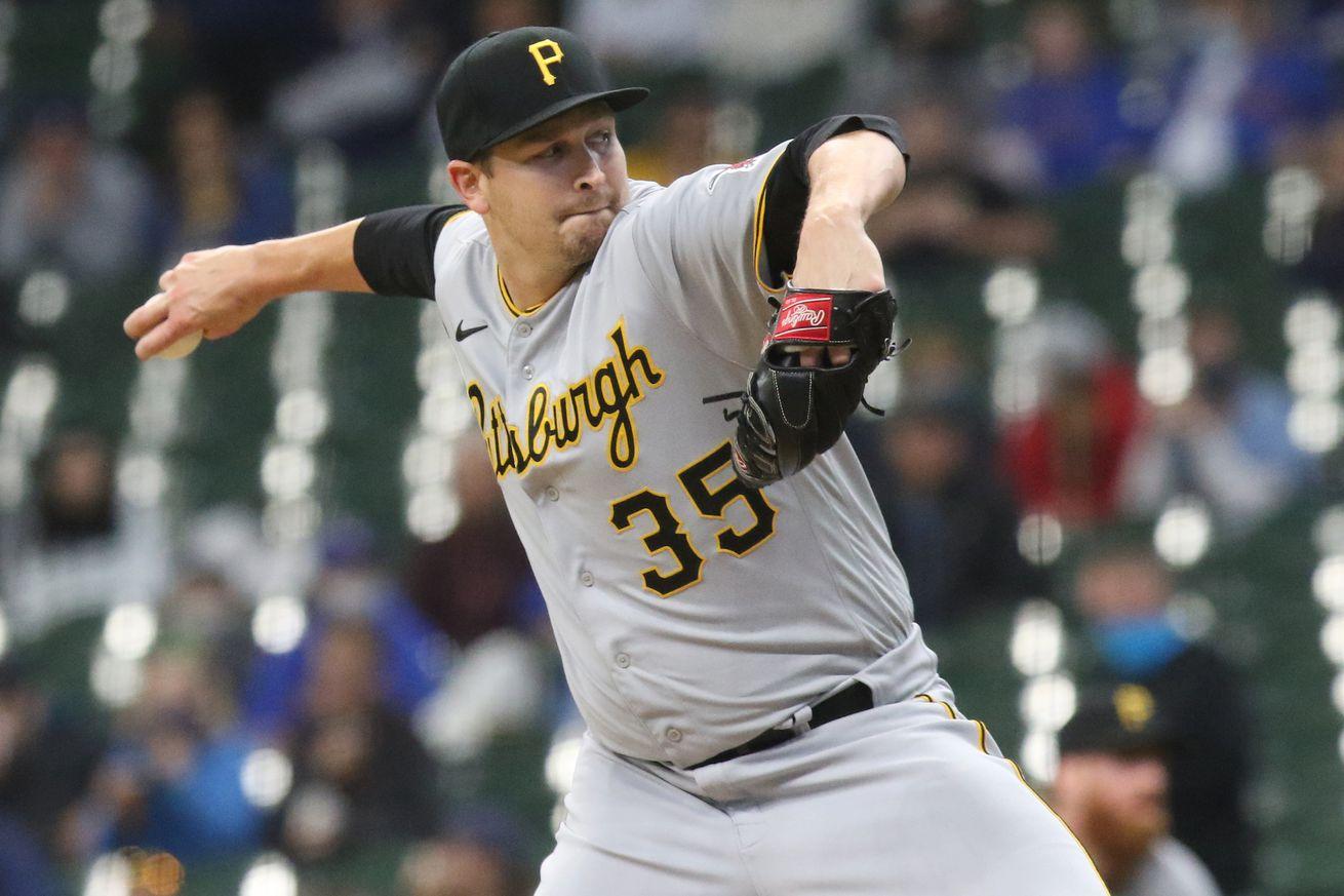 MLB: APR 17 Pirates at Brewers