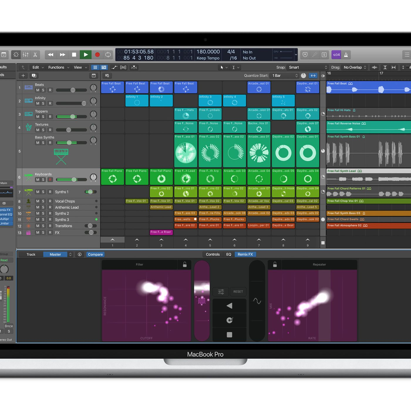 Leaked Image Shows Apple S Logic Pro X Getting Garageband Ios Features The Verge