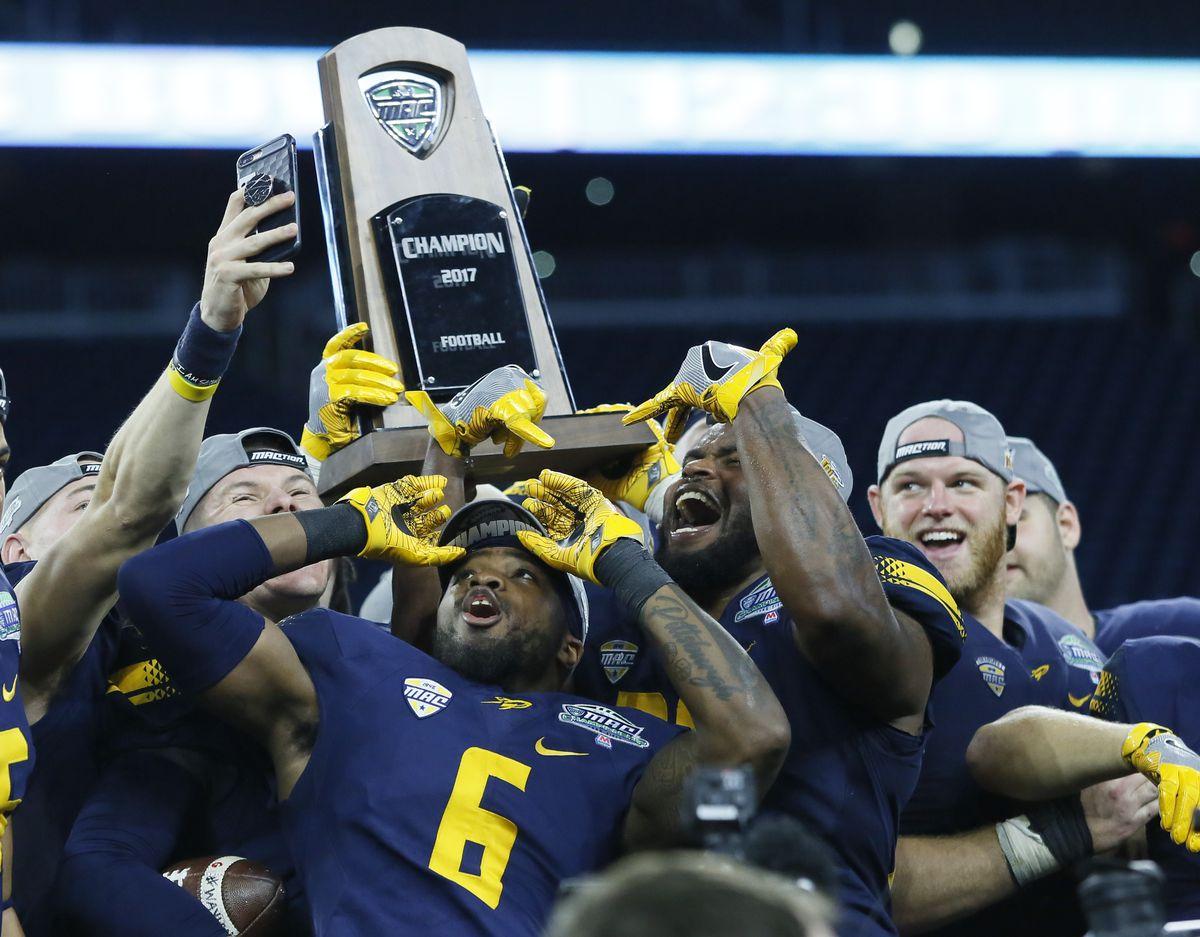 MAC Championship - Akron v Toledo