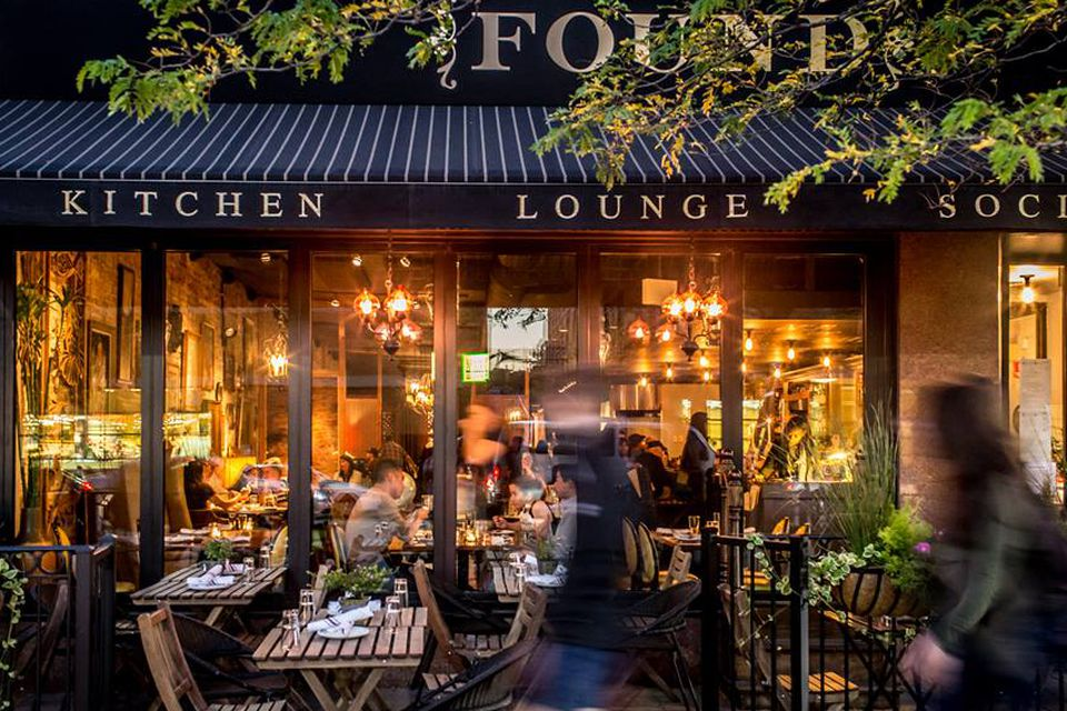 One Of Downtown Evanston S Best Spots For An Elegant Lunch Or Dinner Found Focuses On Seasonal Farm To Table Small Plates By Showcasing Local Produce And