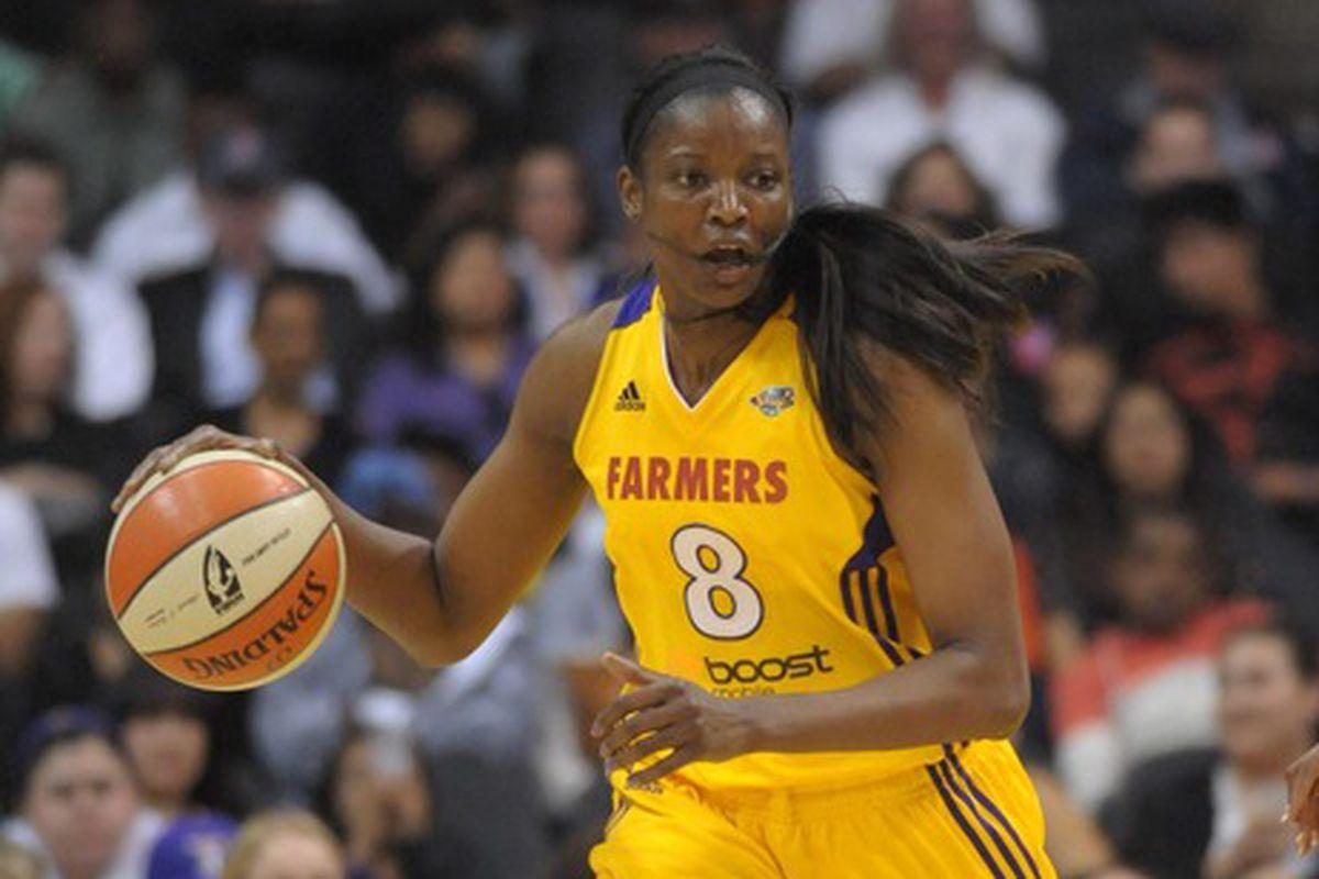 Delisha Milton-Jones will continue her career with the San Antonio Silver Stars.