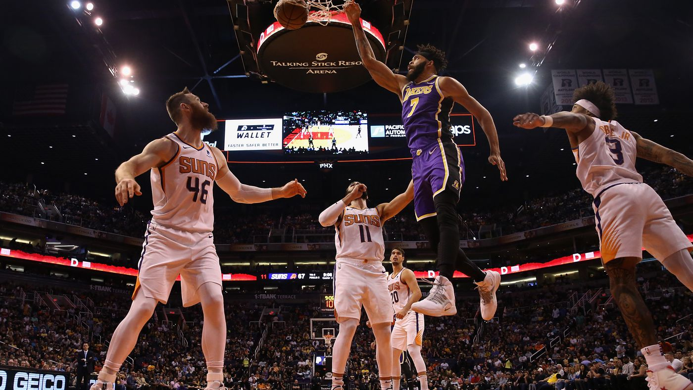 All of King James's Men Are Helping to Keep the Lakers Atop the West