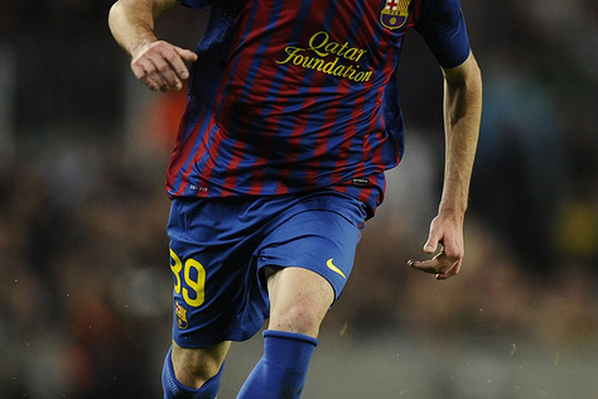 Isaac Cuenca in all his ungainly glory