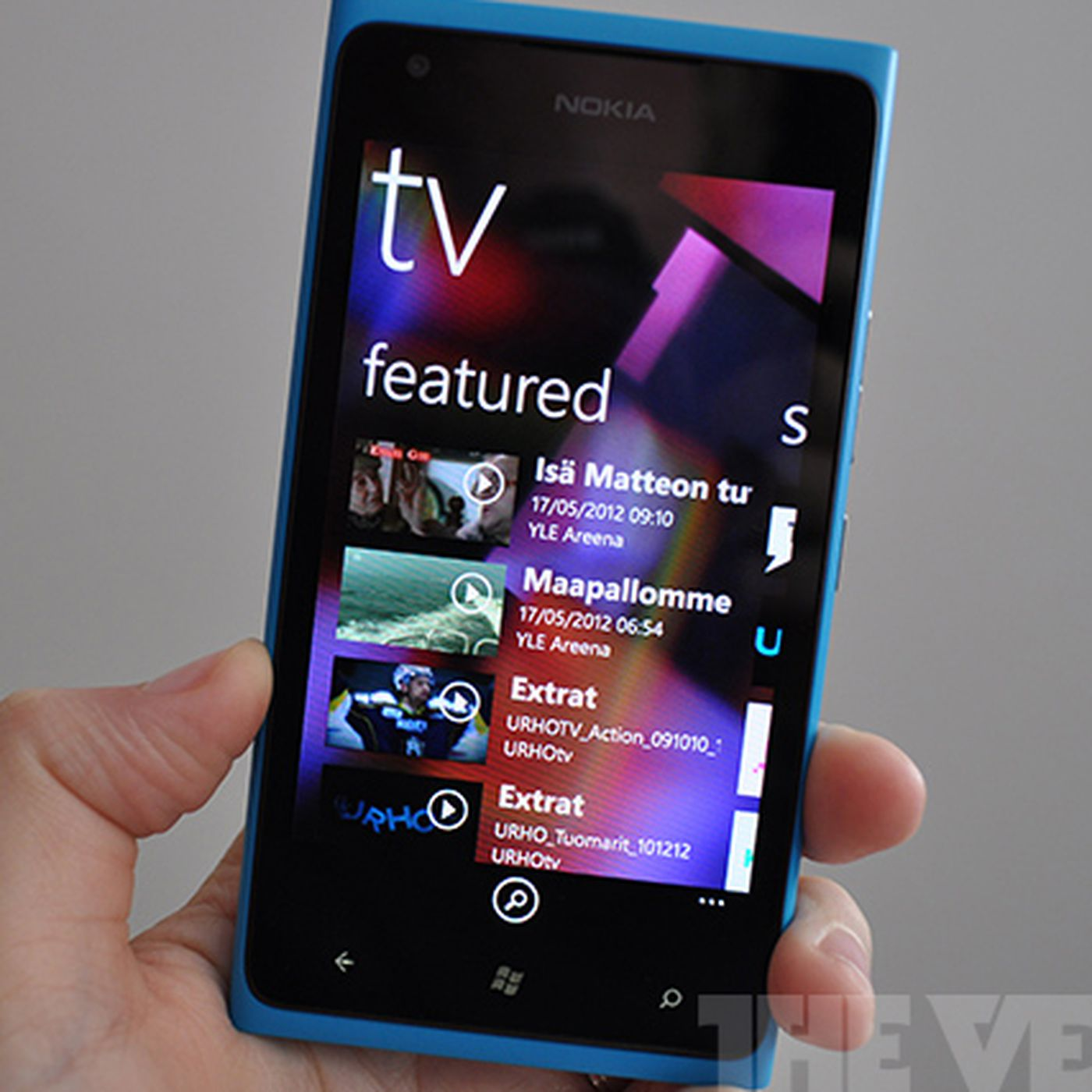 Nokia Tv Now Available For Lumia Windows Phones