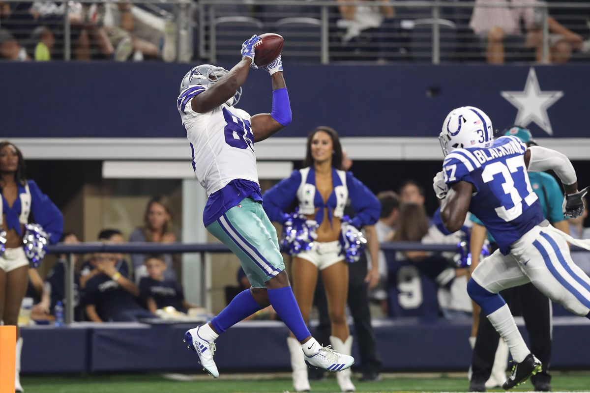 b5a8caebb Dallas Cowboys news  Who will step up at wide receiver  - Blogging ...
