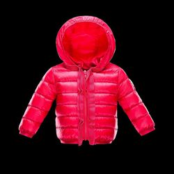 """This Moncler coat is right up the new parents' alley: expensive, flashy, and not quite necessary. $335, <a href=""""http://store.moncler.com/us/jacket_cod41349368gu.html"""">Moncler</a>"""