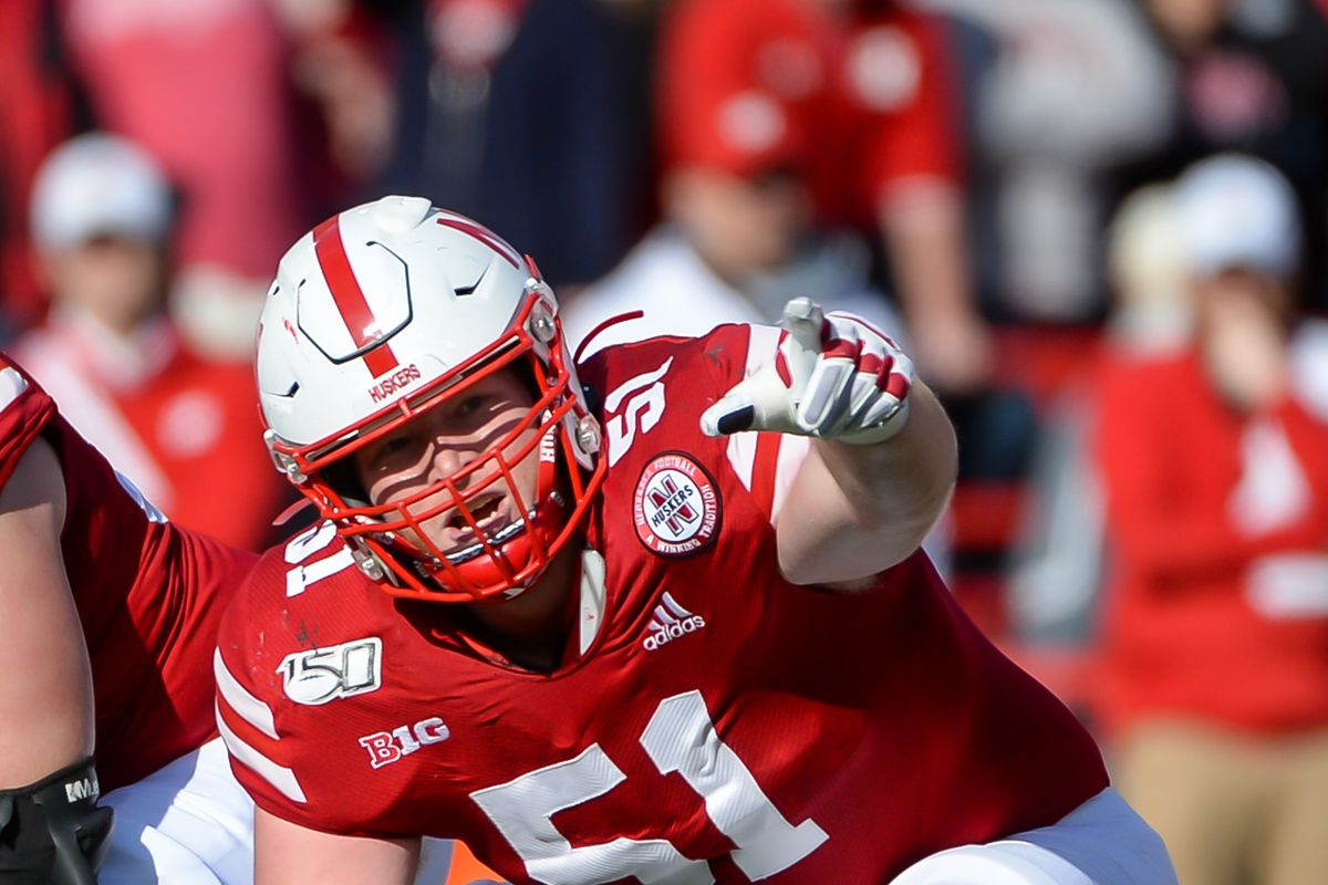 2020 Nebraska Football Preview Offensive Line Corn Nation