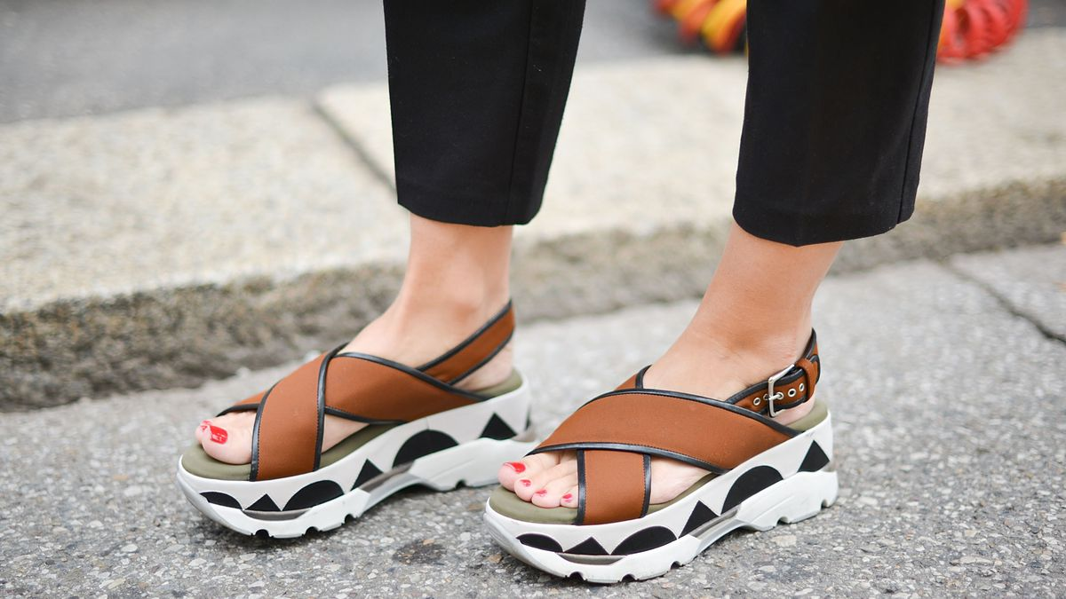 Flatforms as Formal Wear: How I Said Goodbye to High Heels ...