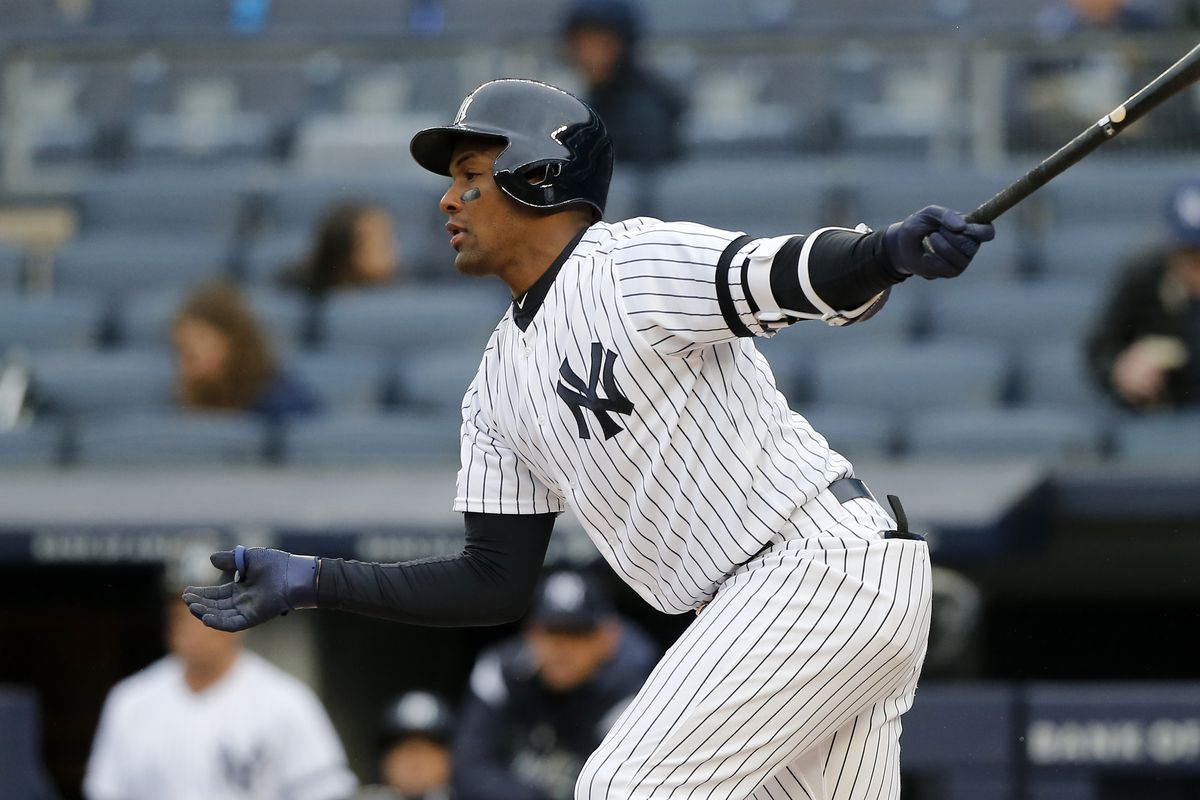 Could the Yankees turn Miguel Andujar into an outfielder?