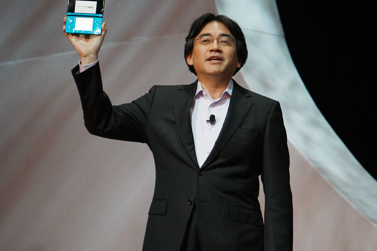 RIP Nintendo president Satoru Iwata, whose work brought so much joy to my  childhood - Vox