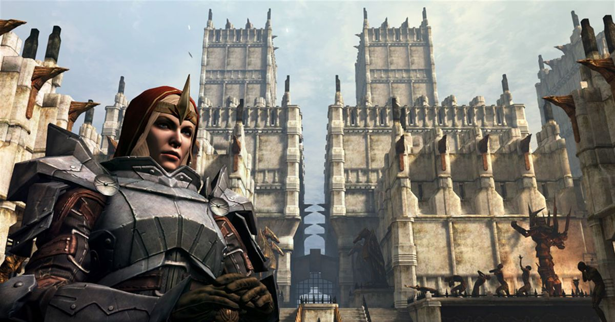 Xbox Games With Gold for December features Dragon Age 2, Mercenaries