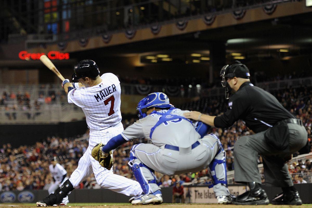 Salvador Perez and pitch framing - Royals Review