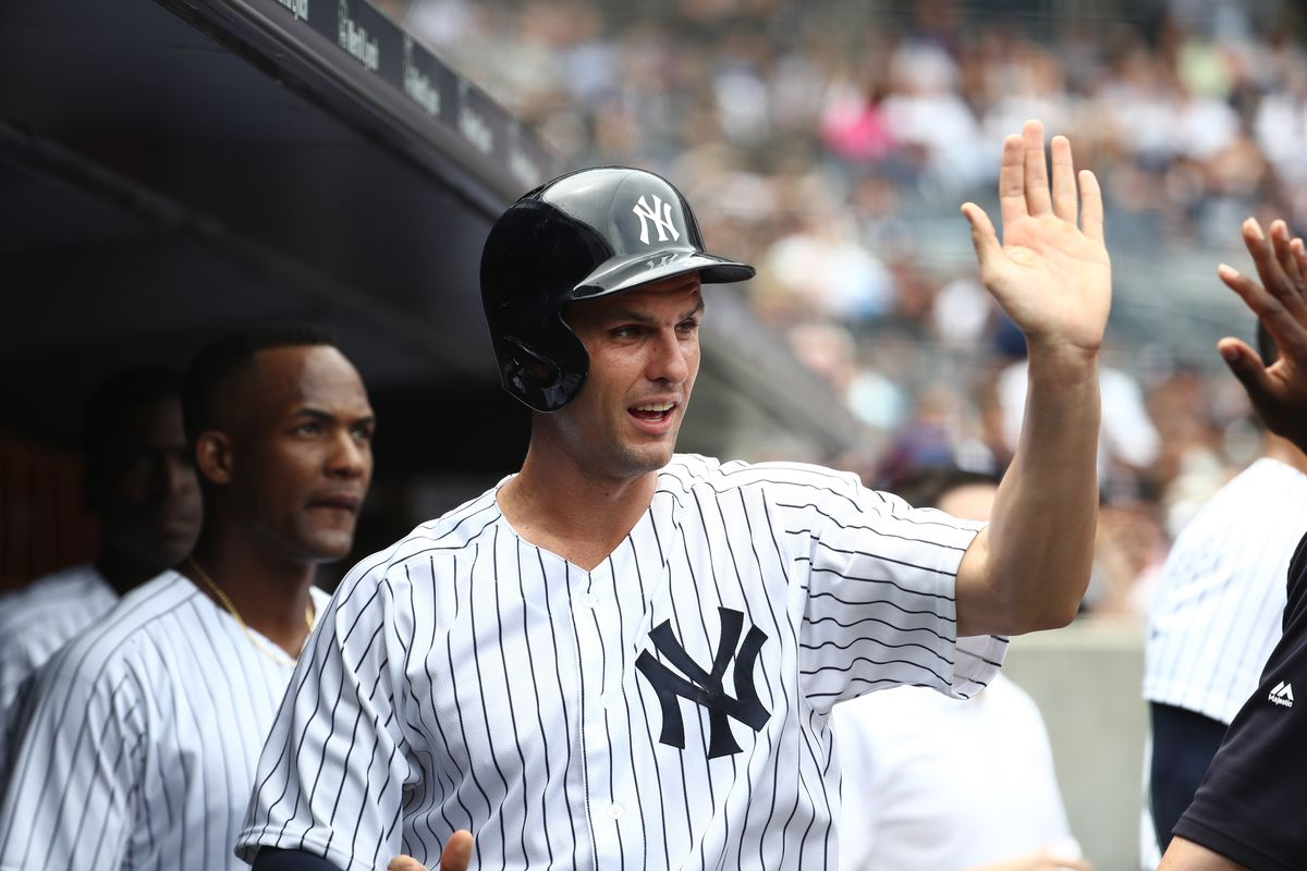 best service 5f5fd 8127d Yankees, Greg Bird avoid arbitration with one-year, $1.2 ...
