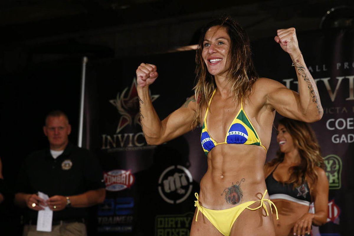 Cris Cyborg Santos responds to Dana White and 'paper champion' Ronda Rousey