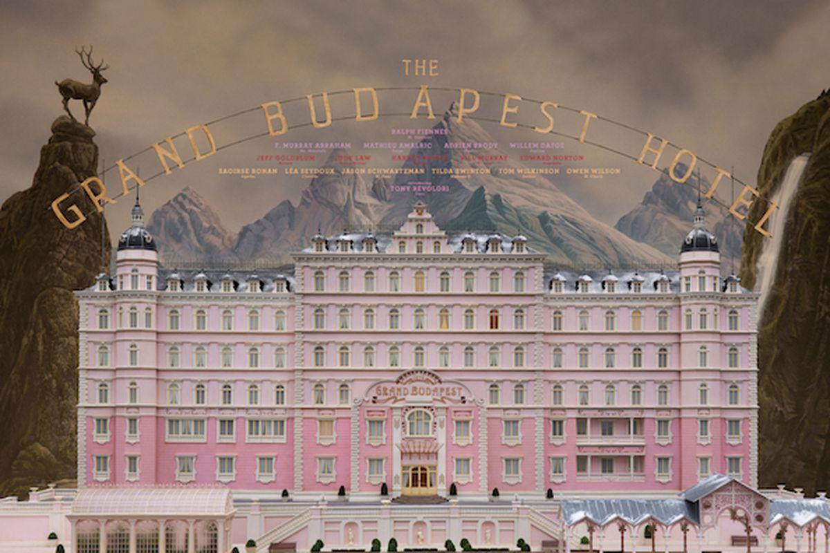 Grand Budapest Hotel Online